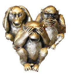 non-siamo-scimmiette-da-bavaglio