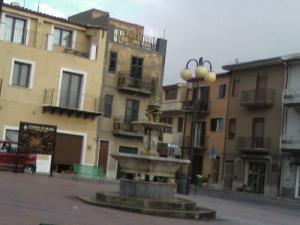 Milena, la fontana di Piazza Garibaldi