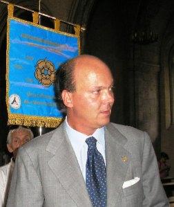 Sua Altezza Reale il Principe Sergio di Jugoslavia