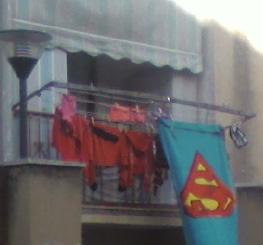 E' la casa di Superman? /Foto MML