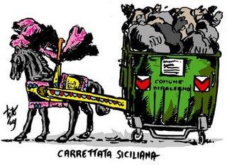 Vignetta di Toto Calì