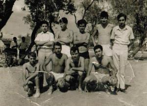 Giovanni Cipolla jr, Nonuccio Raimondi, Enzo Scibetta