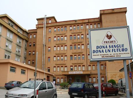 Ospedale Mussomeli