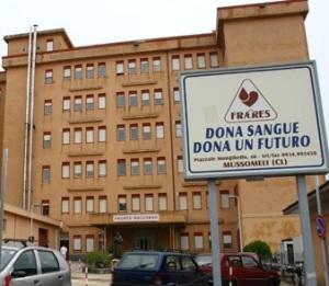 Ospedale M. M. Longo di Mussomeli