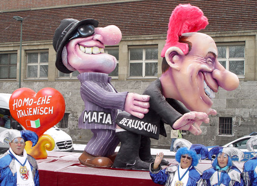 In molte località tedesche il lunedì grasso è riservato ai tradizionali  cortei carnevaleschi che ogni anno attirano millioni di spettatori. 90116084eaf0