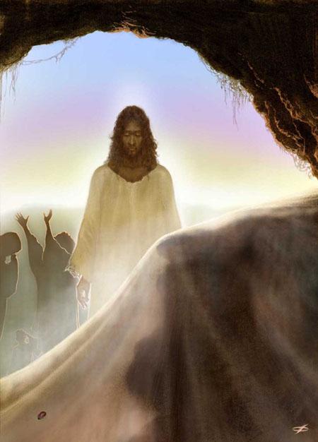 Il vangelo della domenica rivivi lazzaro milocca for Di chi era la casa di vieni da me