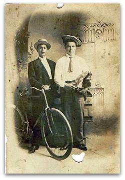 Giovanni Cassenti e Carlo Cannella a New Orleans nei primi anni del 1900
