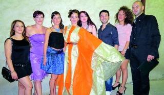 Tra le protagoniste della sfilata anche l'assessore Marisa Montalto Monella