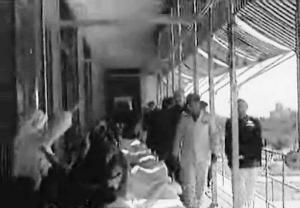 la visita di Mussolini nel 1937