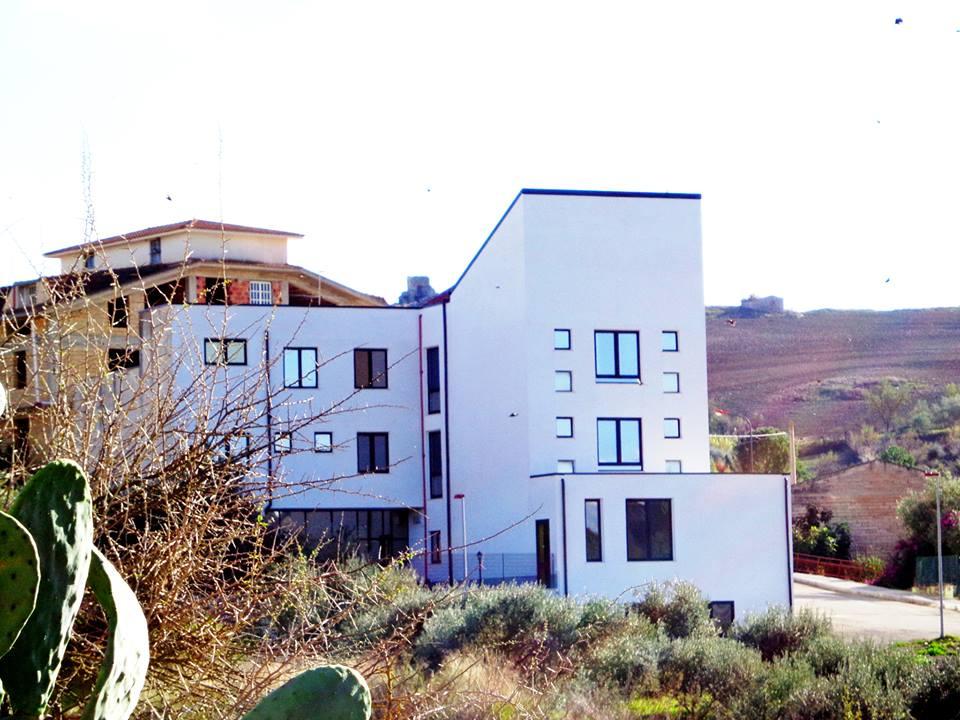 Inaugurata casa di riposo s pio milocca milena libera for Piani di progettazione di case di riposo