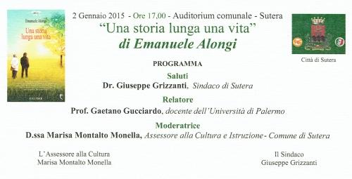Emanuele Alongi presentazione