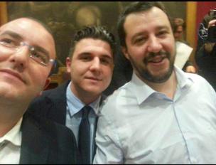 Salvini sbarca anche a Milena