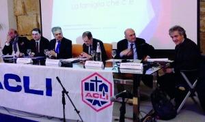 i partecipanti alla conferenza delle Acli
