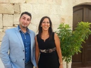 Giuseppe Cannella e Grazia Noto
