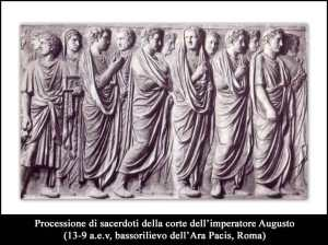 Processione-di-sacerdoti-della-corte