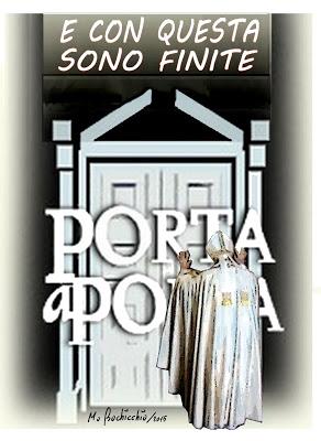 Il papa all ultima porta milocca milena libera for A ultima porta jejum coletivo