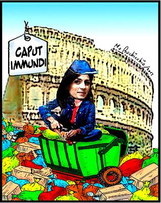ROMA - CAPUT IMMUNDI