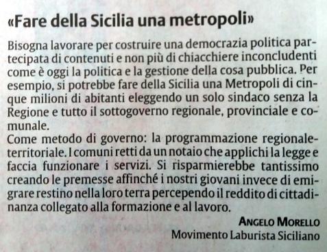 sicilia morello