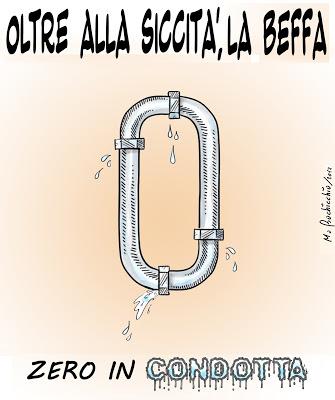 OLTRE ALLA SICCITA',LA BEFFA