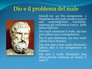 Dio+e+il+problema+del+male