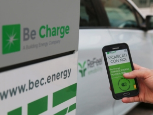 Be-Charge