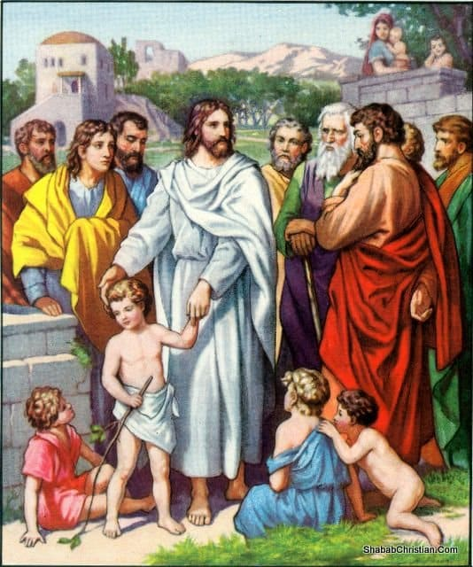 did-jesus-tickle-his-disciples-feet