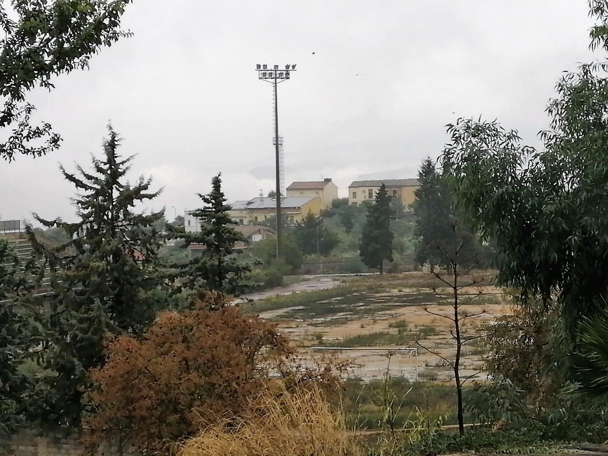 campo bagnato